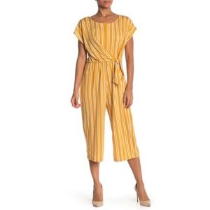 Just in 🎉: Nordstrom Striped Tie Jumpsuit